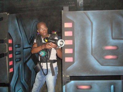 Laser Quest 91 - Anniversaire Adultes 17 ans et +