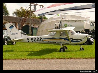 Vol d'initiation en Avion CESSNA C150G