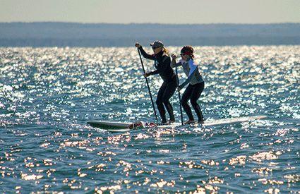 Paddle Surf dans France