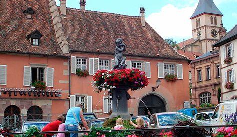 activités dans Alsace