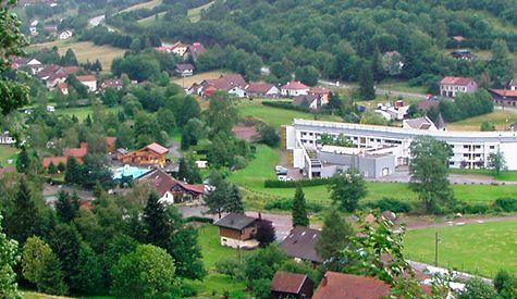 activités dans Vosges