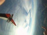 Dans le ciel infini