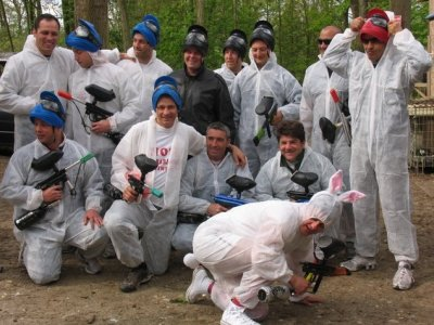 Paintball Paris
