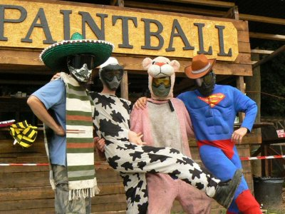 Western Paintball
