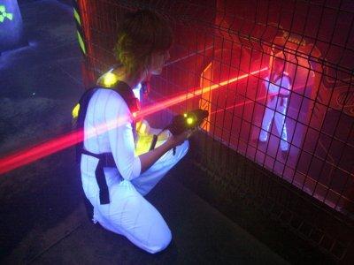 Starship Laser Lille