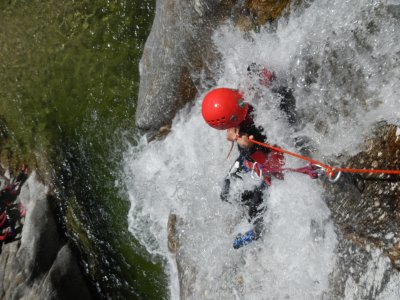 Evasion et verticales Canyoning