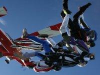 Parachute sportif moderne