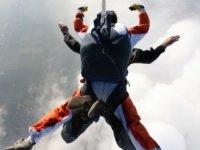 Premier saut