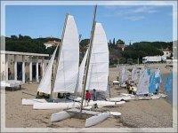 Catamaran a Sainte Maxime