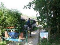En avant pour une rando a cheval