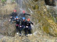 Canyoning Ubaye en Provence