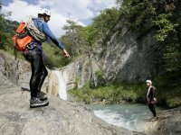 Instructions canyoning