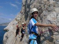 Parcours Aventure en falaise
