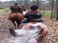 La cavalerie en pleine aventure