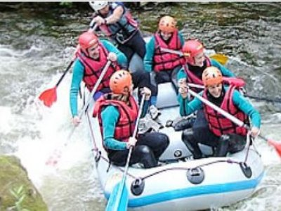 Angie Rafting
