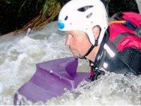 La nage en eau vive dans la Nievre