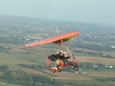 Baptême de l'Air ULM en Vendée  - 15 Minutes