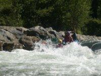 Sports d eau vive avec Nature et Riviere