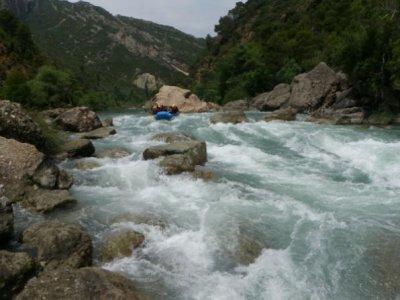 Nature et Rivière Rafting