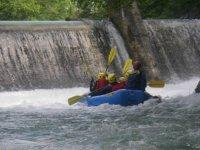 En avant pour l aventure Rafting
