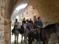 Visites culturelles a cheval