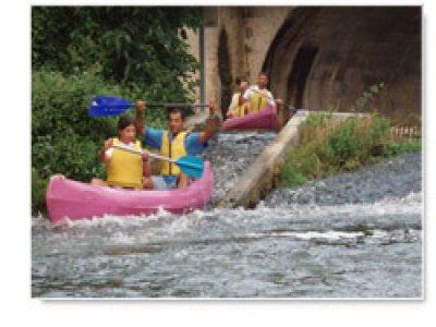 Canoë-Kayak Ruelle