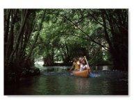 Canoe entre amis ou en famille