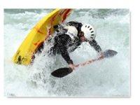 Des sensations fortes en kayak