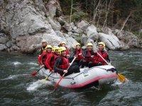 Rafting Gartempe