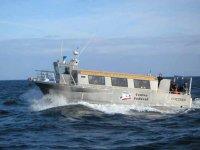 Sortie bateau pour plonger dans la Manche