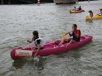 Pratiquez le canoe en Isere