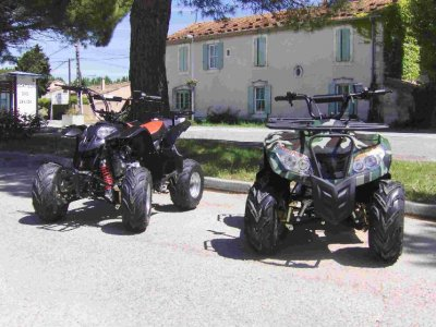 Provence Quad Location