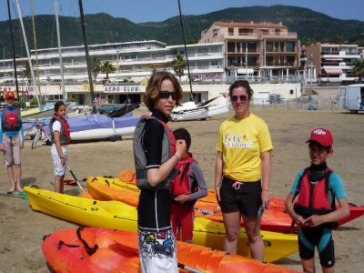 Yacht Club de Cavalaire Kayak