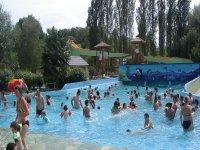La piscine centrale