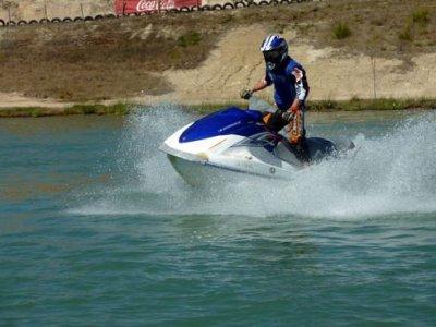 Lac Sensation Frisson Jet Ski