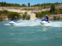 Jet ski en duo