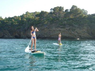 Club Nautique de la Baie de Cavalière Paddle Surf