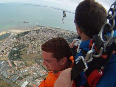 Mike Air Parachutisme