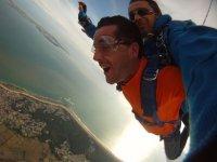 Saut en Tandem avec Mike Air Parachutisme