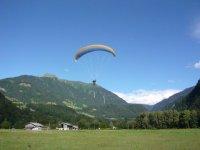 Baptême de l'air en Savoie