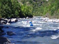 Hydrospeed avec Rafting Ubaye