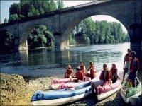 En avant pour l aventure canoe