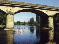 Le Pont de Siorac avec Canoe Raid
