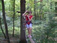 Dépassez vos limites dans les arbres