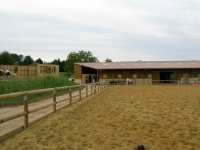 Les installations du Bos Cheval Rouge