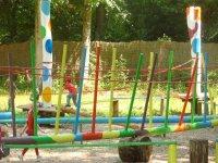 Parcours aventure pour les enfants