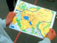 Course d orientation en Charente
