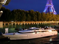 Yacth à Paris