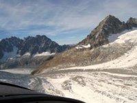 Vallée de Chamonix en ULM