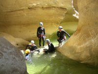 Canyoning vallee de l Ubaye